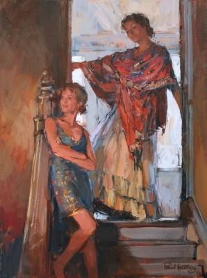 British Artist Paul HEDLEY - The Long and the Short of it