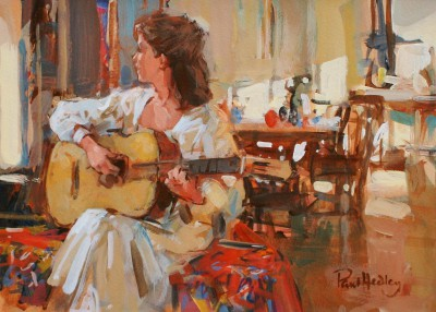 Paul HEDLEY - Prelude in C