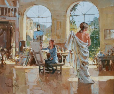 Paul HEDLEY - Sunshine in the Studio