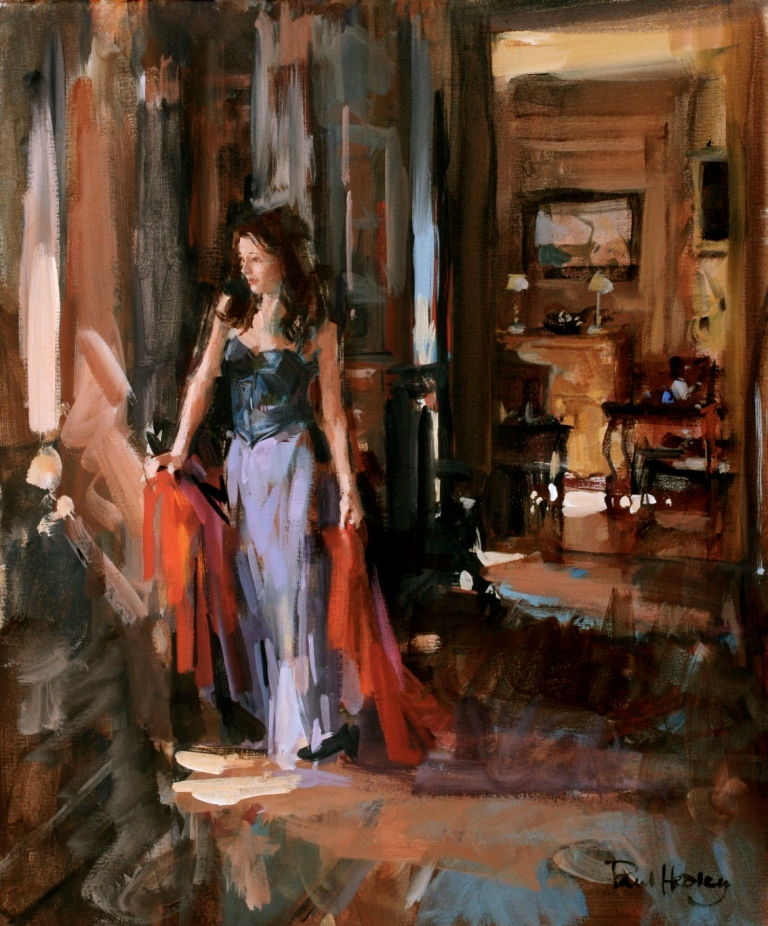 Paul HEDLEY - I think we are being Watched
