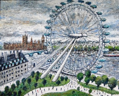 Paul ROBINSON - London Eye