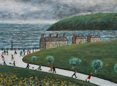 British Artist Paul ROBINSON - The Long Path Home
