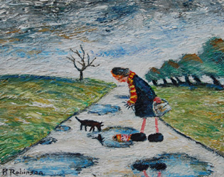 Paul ROBINSON - Looking Deep within the Puddle