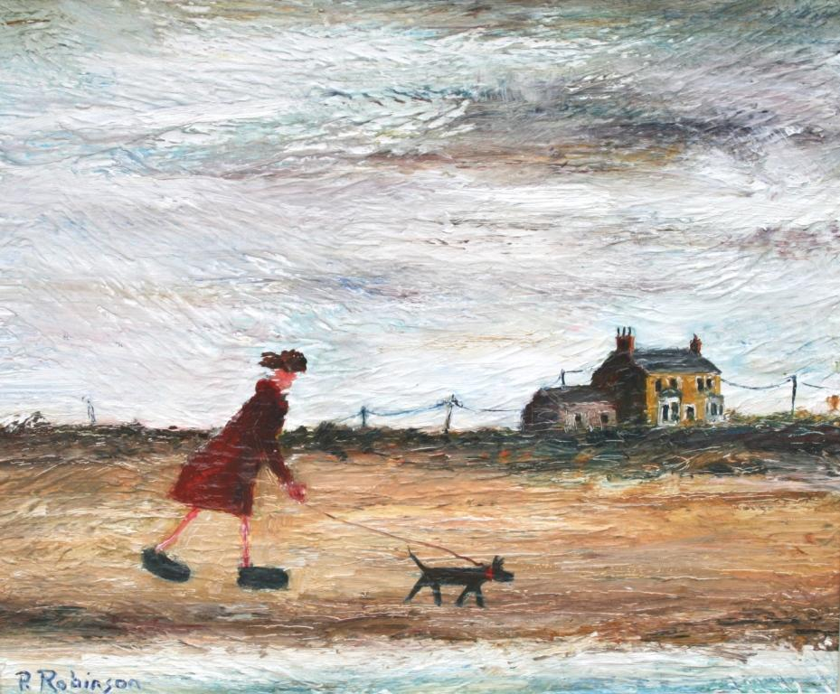 Paul ROBINSON - Hurrying Home For Tea
