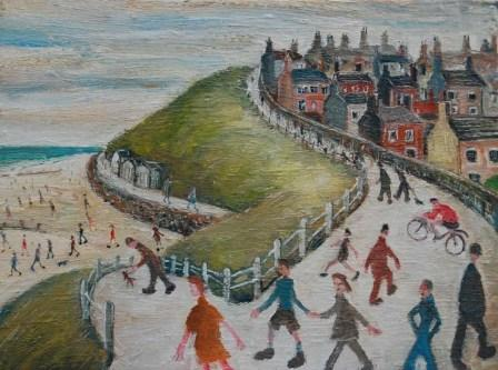 Paul ROBINSON - The Path By The Sea