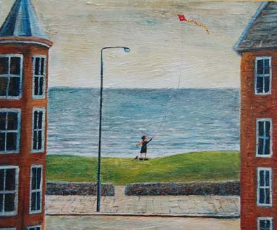 Paul Robinson - Sally Always Liked To Fly Her Kite After Pilates