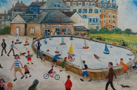 Paul Robinson - The Boating Lake