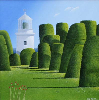 Peter HEARD - Lighthouse Topiary Garden