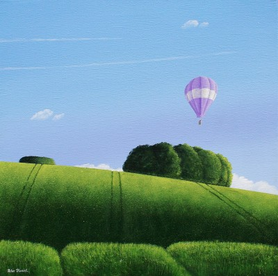 British Artist Peter HEARD - Homeward