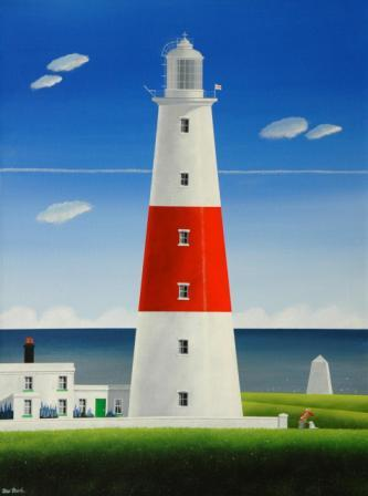 British Artist Peter HEARD - Giant Light