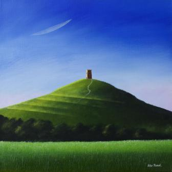 British Artist Peter HEARD - Glastonbury