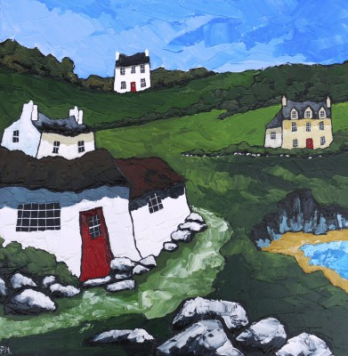 British Artist Peter MORGAN - Prussia Cove