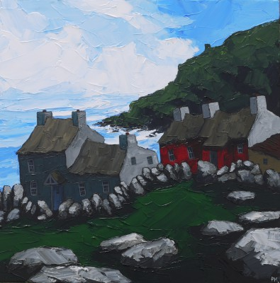 Peter MORGAN - Abereiddy Cottages