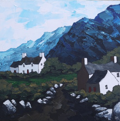 Peter MORGAN - Below Tryfan