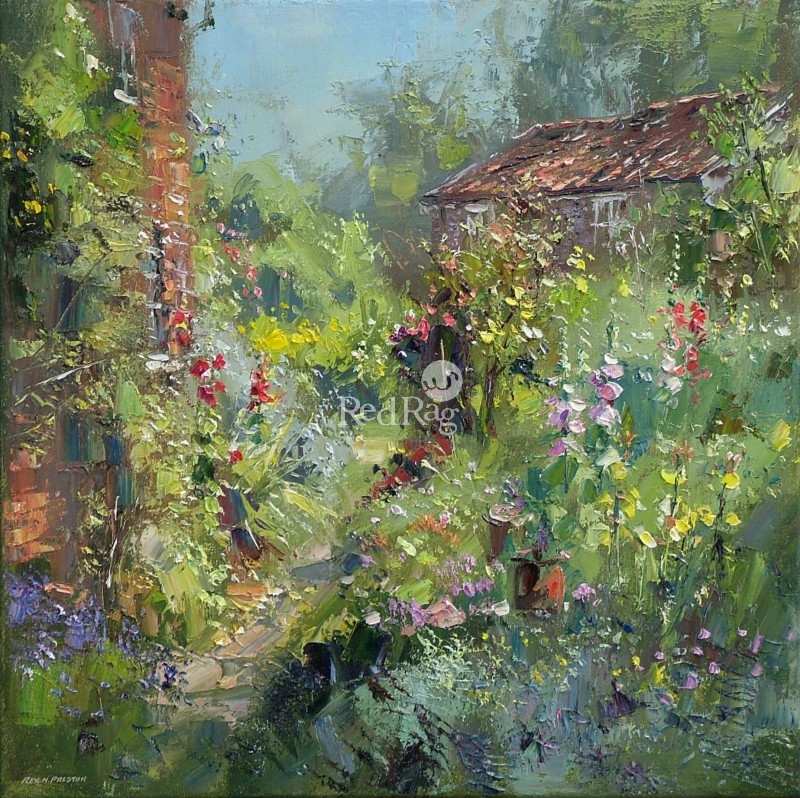 Rex PRESTON - Cottage Garden