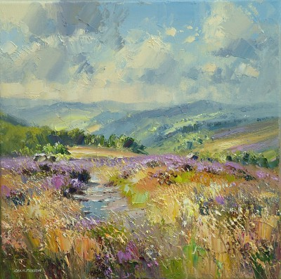 Rex PRESTON - Early August, Burbage Moor