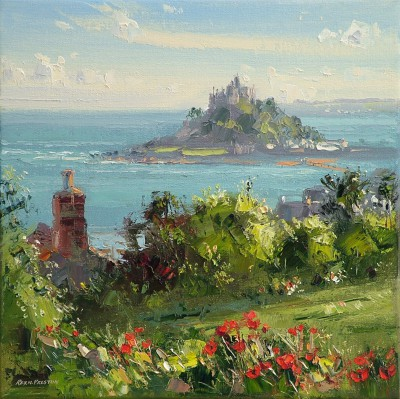Rex PRESTON - St. Michael's Mount, Marazion