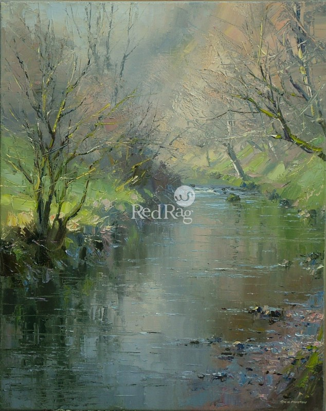Rex PRESTON - Early Spring, Chee Dale