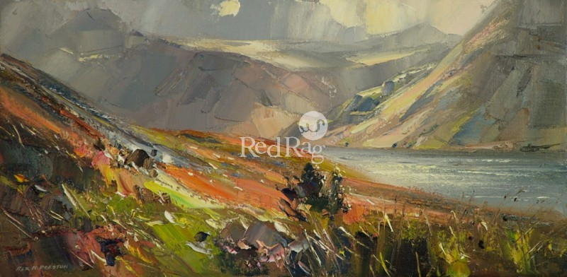 Rex PRESTON - October, Crummock Water