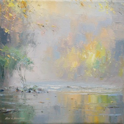Rex PRESTON - November Colours, Chee Dale