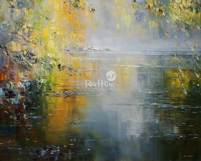 Rex PRESTON - Autumn Colours, Chee Dale