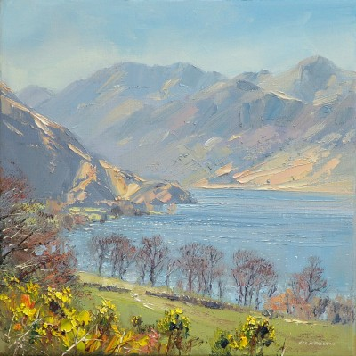 Rex PRESTON - Clear Spring Day, Crummock Water
