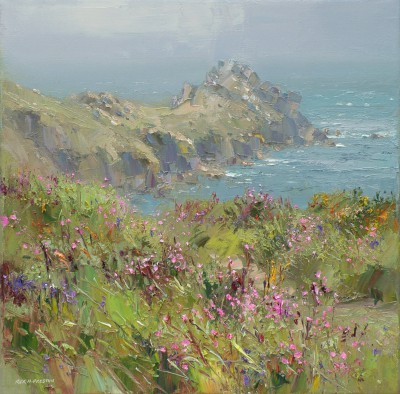 Rex PRESTON - Red Campion, Gurnard's Head