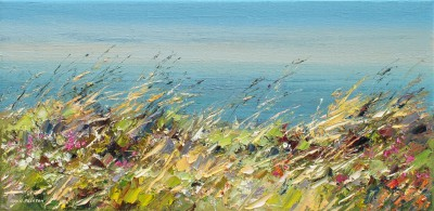 Rex PRESTON - Summer Breeze, Cornwall