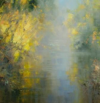 Rex PRESTON - Autumn Reflections
