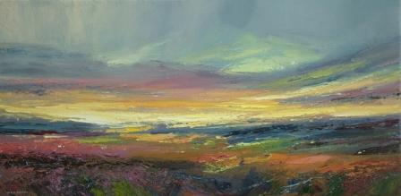 Rex PRESTON - September, Beeley Moor