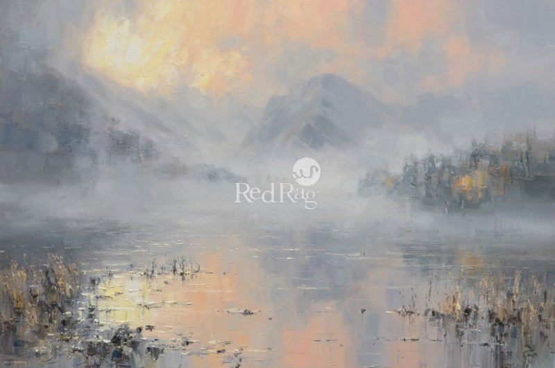 Rex PRESTON - Dawn, Buttermere