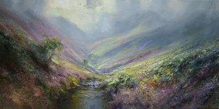 Rex PRESTON - Fairbrook Valley, Derbyshire