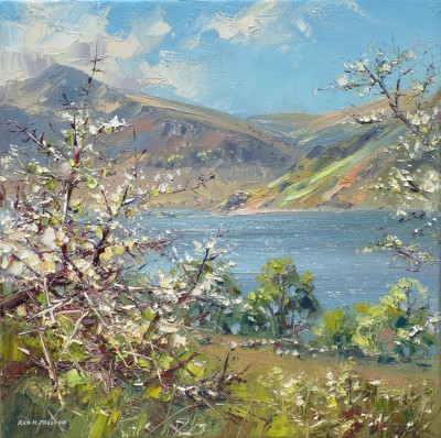 Rex Preston - Spring, Crummock Water