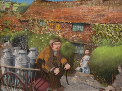 Richard ADAMS - The Milkman