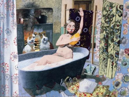 British Artist Richard Adams - A Bit Of Privacy