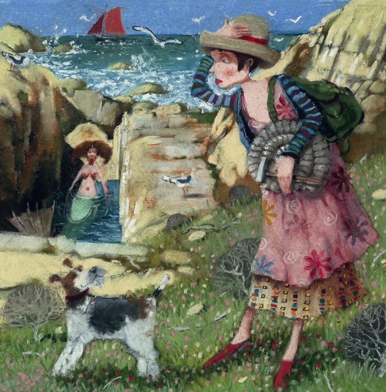 Richard Adams - On The Rocks