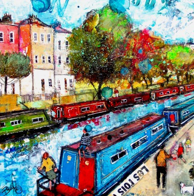 Richard BUREL - Little Venice, London