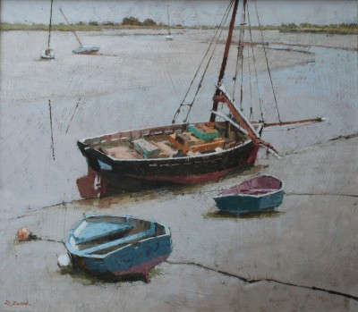 Richard DACK - 'Joseph T' at Maldon