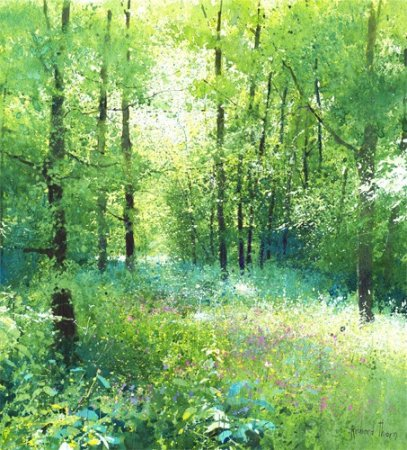 Richard Thorn - Early in the Wood