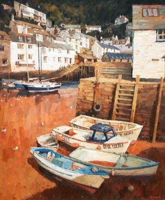 Richard DACK - Polperro