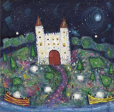 British Artist Ritchie Collins - Wenceslas Broch