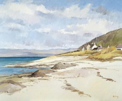 Robert Kelsey - Shore Cottages Isle of Arran