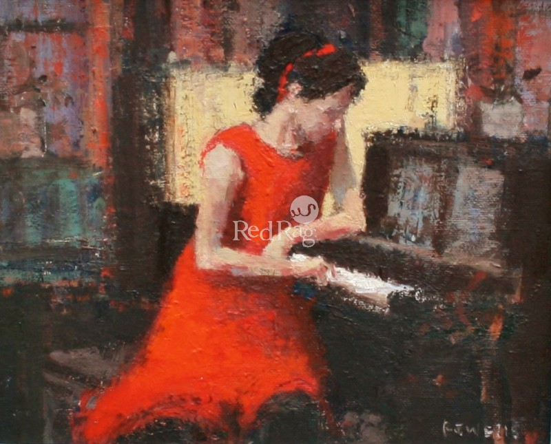 Robert E WELLS - The Piano