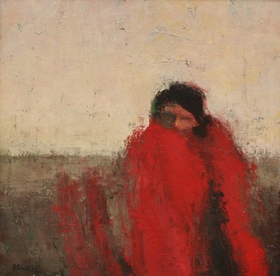 Robert E WELLS - Red Blanket