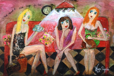 Rosa SEPPLE - Nice Cup of Tea