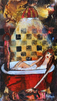Rosa SEPPLE - Bathtime Belle