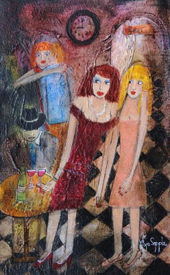 Rosa SEPPLE - The Stranger