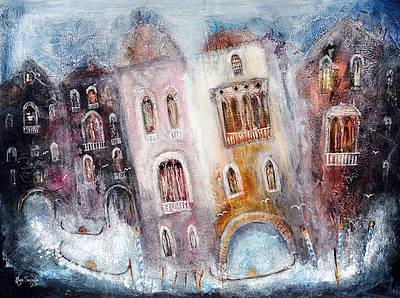 Rosa SEPPLE - While The City Sleeps
