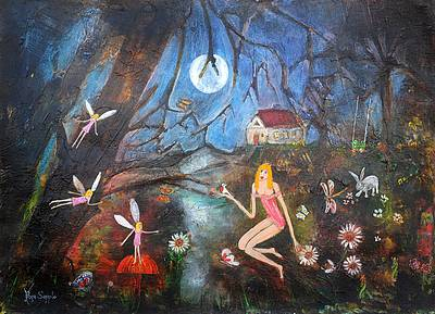 Rosa SEPPLE - Away with the Fairies