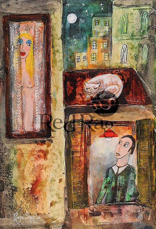 Rosa SEPPLE - The Girl Next Door